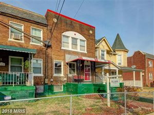 Photo of 714 HAMLIN ST NE, WASHINGTON, DC 20017 (MLS # DC10141637)