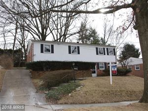 Photo of 8507 FREYMAN DR, CHEVY CHASE, MD 20815 (MLS # MC10128641)