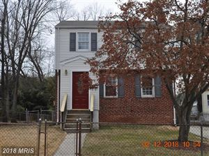 Photo of 9741 52ND AVE, COLLEGE PARK, MD 20740 (MLS # PG10158642)