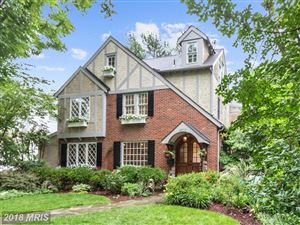 Photo of 4501 ELM ST, CHEVY CHASE, MD 20815 (MLS # MC10268643)