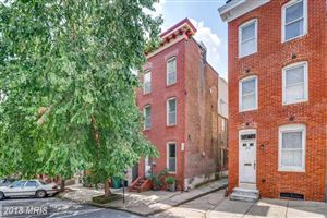 Photo of 206 CHESTER ST S, BALTIMORE, MD 21231 (MLS # BA10324646)