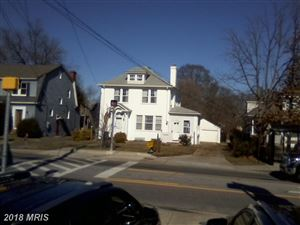 Photo of 1108 WEST ST, ANNAPOLIS, MD 21401 (MLS # AA10127648)