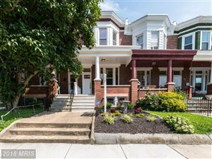 Photo of 634 35TH ST, BALTIMORE, MD 21218 (MLS # BA10324648)