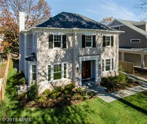 Photo of 4417 STANFORD ST, CHEVY CHASE, MD 20815 (MLS # MC9515648)
