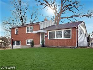 Photo of 625 SOUTHMONT RD, CATONSVILLE, MD 21228 (MLS # BC10136650)