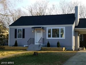 Photo of 7401 MARION ST, DISTRICT HEIGHTS, MD 20747 (MLS # PG10171650)