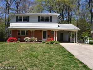 Tiny photo for 8605 CROMWELL DR, SPRINGFIELD, VA 22151 (MLS # FX10240656)