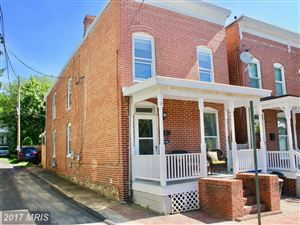 Photo of 129E 6TH ST, FREDERICK, MD 21701 (MLS # FR9999657)