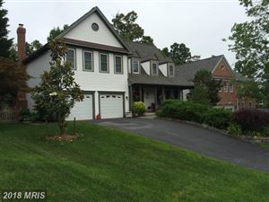 Photo of 6411 MELSTONE CT, CLIFTON, VA 20124 (MLS # FX10203660)