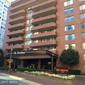 Photo of 4550 PARK AVE #413, CHEVY CHASE, MD 20815 (MLS # MC9785660)