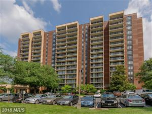 Photo of 7401 WESTLAKE TER #1202, BETHESDA, MD 20817 (MLS # MC10277662)
