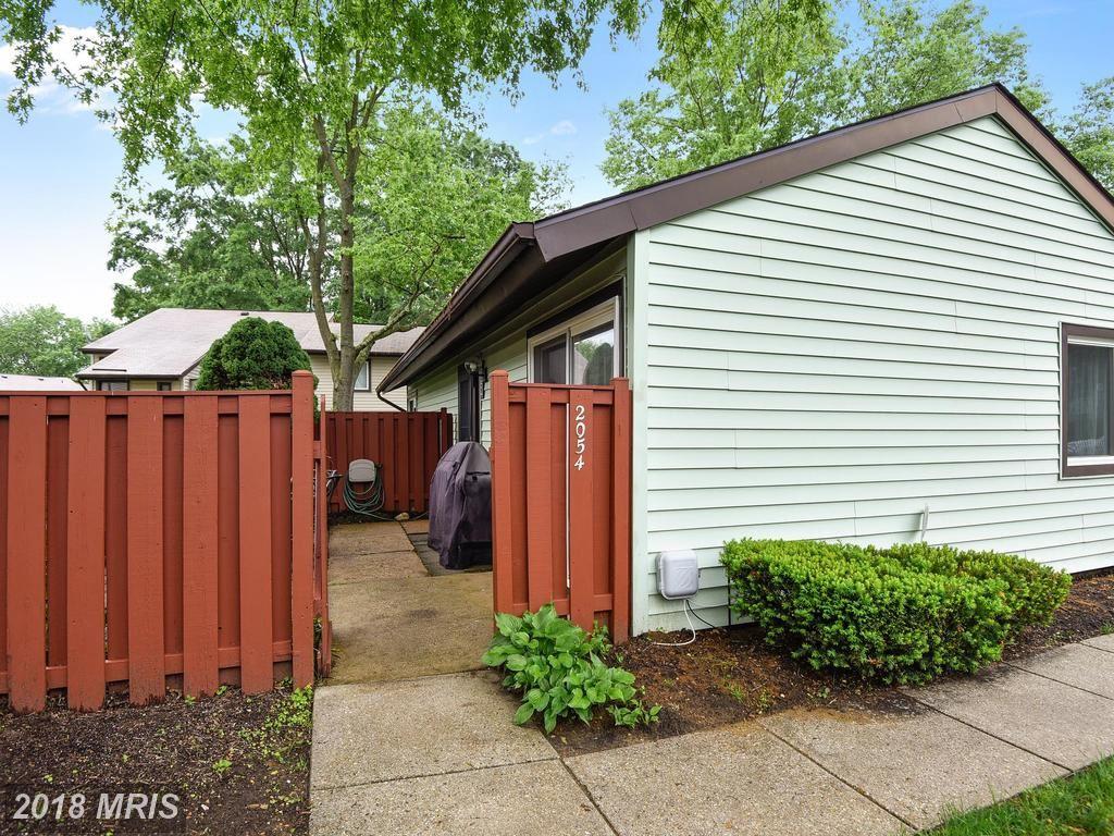 Photo for 2054 ABERDEEN DR #C, CROFTON, MD 21114 (MLS # AA10243662)