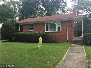 Photo of 9911 MAYFIELD DR, BETHESDA, MD 20817 (MLS # MC10326663)
