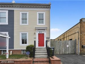 Photo of 1221 4TH ST NW #A, WASHINGTON, DC 20001 (MLS # DC10151664)
