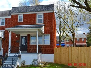 Photo of 304 CAPITOL CT, BALTIMORE, MD 21221 (MLS # BC10214666)