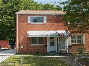 Photo of 5804 LONGFELLOW ST, RIVERDALE, MD 20737 (MLS # PG10301668)