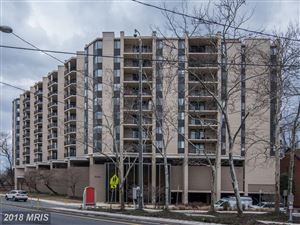 Photo of 4242 EAST WEST HWY #919, CHEVY CHASE, MD 20815 (MLS # MC10316670)