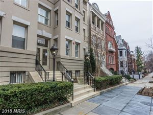Photo of 1721 21ST ST NW #T1, WASHINGTON, DC 20009 (MLS # DC10173671)