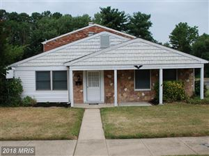Photo of 12709 MILLSTREAM DR, BOWIE, MD 20715 (MLS # PG10296672)