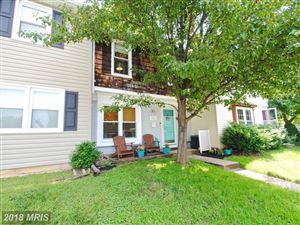 Photo of 1402 FOXWOOD CT, ANNAPOLIS, MD 21409 (MLS # AA10277673)