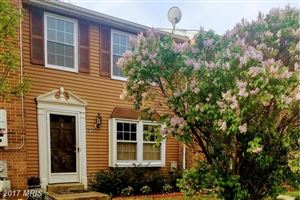 Photo of 1721 CARRIAGE WAY, FREDERICK, MD 21702 (MLS # FR9916674)