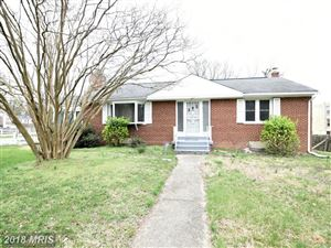 Photo of 2510 WHITEHALL ST, SUITLAND, MD 20746 (MLS # PG10194674)