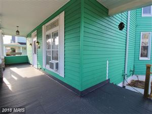 Tiny photo for 5508 ELSRODE AVE, BALTIMORE, MD 21214 (MLS # BA10153677)