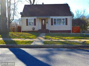 Photo of 732 SILVER CREEK RD, PIKESVILLE, MD 21208 (MLS # BC10112677)