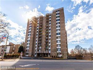 Photo of 4 MONROE ST #407, ROCKVILLE, MD 20850 (MLS # MC10120677)