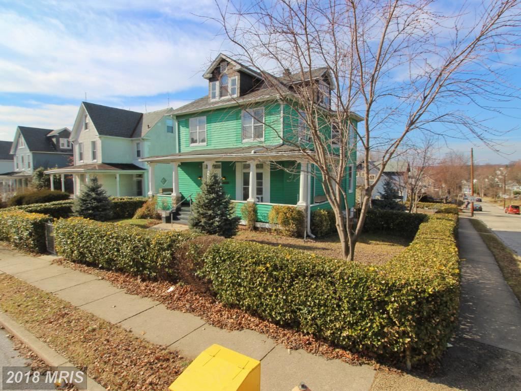 Photo for 5508 ELSRODE AVE, BALTIMORE, MD 21214 (MLS # BA10153677)
