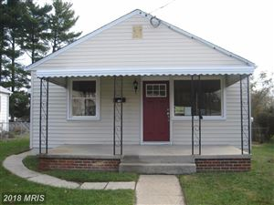 Photo of 324 REDWOOD AVE, FREDERICK, MD 21701 (MLS # FR10104680)