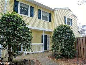 Photo of 18040 ROLLING MEADOW WAY #269, OLNEY, MD 20832 (MLS # MC10132681)