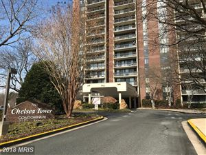 Photo of 7401 WESTLAKE TER #508, BETHESDA, MD 20817 (MLS # MC10162681)