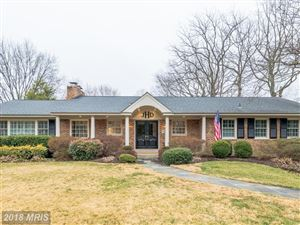 Photo of 7215 BURTONWOOD DR, ALEXANDRIA, VA 22307 (MLS # FX10160682)