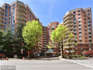 Photo of 7500 WOODMONT AVE #S502, BETHESDA, MD 20814 (MLS # MC10278682)