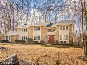 Photo of 11103 HIDDEN TRAIL DR, OWINGS MILLS, MD 21117 (MLS # BC10155685)