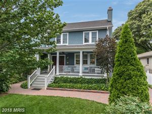 Photo of 710 CHESAPEAKE AVE, ANNAPOLIS, MD 21403 (MLS # AA10277688)