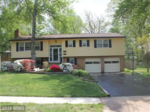 Photo of 8327 BOUND BROOK LN, ALEXANDRIA, VA 22309 (MLS # FX10232690)