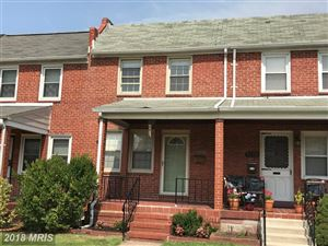Photo of 7104 GOUGH ST, BALTIMORE, MD 21224 (MLS # BC10324691)