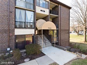 Photo of 7830 HANOVER PKWY #102, GREENBELT, MD 20770 (MLS # PG10183691)
