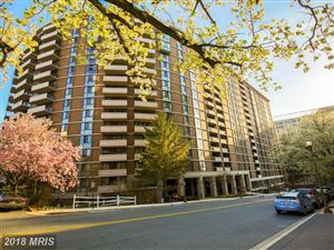 Photo of 4620 PARK AVE #1504E, CHEVY CHASE, MD 20815 (MLS # MC10208693)