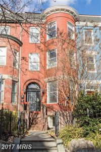 Photo of 1309 FAIRMONT ST NW #A, WASHINGTON, DC 20009 (MLS # DC10120694)