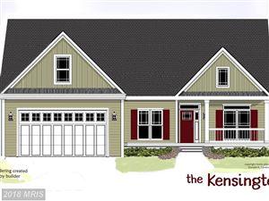 Photo of 0L14 BROOKS DR #KENSINGTON MODEL, COLONIAL BEACH, VA 22443 (MLS # WE10134695)