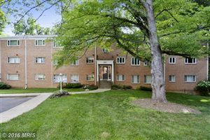 Photo for 10423 MONTROSE AVE #M-204, BETHESDA, MD 20814 (MLS # MC9687702)