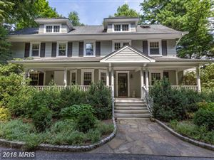 Photo of 7311 BROOKVILLE RD, CHEVY CHASE, MD 20815 (MLS # MC10215703)