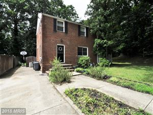 Photo of 7620 15TH AVE, TAKOMA PARK, MD 20912 (MLS # PG10282704)