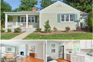 Photo of 405 CULLER AVE, FREDERICK, MD 21701 (MLS # FR9698705)