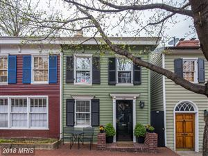 Photo of 3419 N ST NW, WASHINGTON, DC 20007 (MLS # DC10213706)