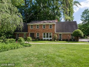 Photo of 14504 CHESTERFIELD RD, ROCKVILLE, MD 20853 (MLS # MC10249708)