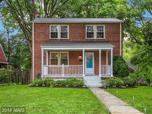 Photo of 9301 MINTWOOD ST, SILVER SPRING, MD 20901 (MLS # MC10277708)